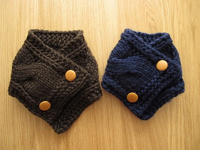 Knitting Pattern For Scarflette : Miss Julias Patterns: Free Patterns - 50 Fabulous Cowls ...