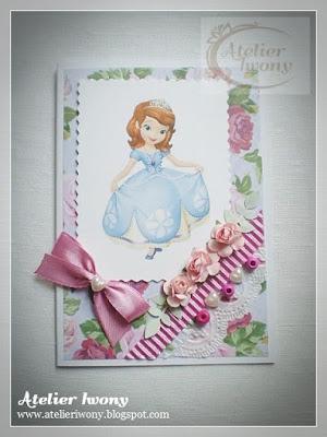 Bardzo dobryFantastyczny Atelier Iwony: Kartki urodzinowe dla dzieci SA84