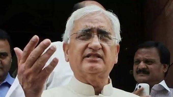 सलमान खुर्शीद, कांग्रेस नेता का दिल्ली दंगो पर बरा बायन आया है , जाने क्या कहा उन्होंने .