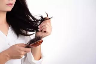 scalp buildup