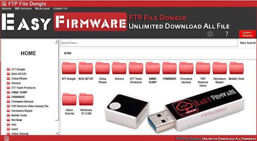 FTP File Dongle Latest