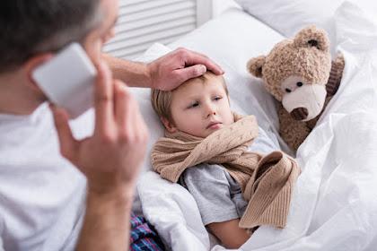 Kapan Hendaknya Orang Tua Memeriksakan Anak ke Dokter Spesialis Anak di Tangerang?