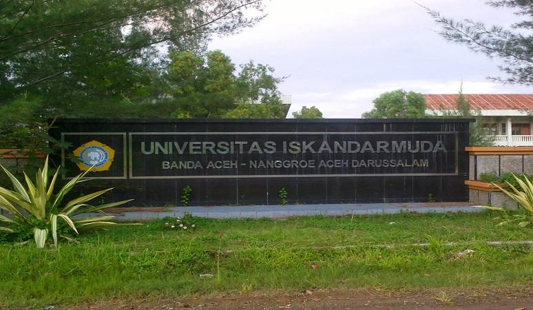 PENERIMAAN MAHASISWA BARU (UNIDA) UNIVERSITAS ISKANDAR MUDA