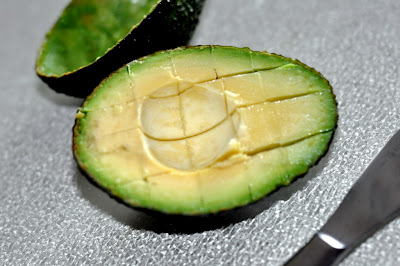 Fresh Avocado Sliced - Photo by Taste As You Go