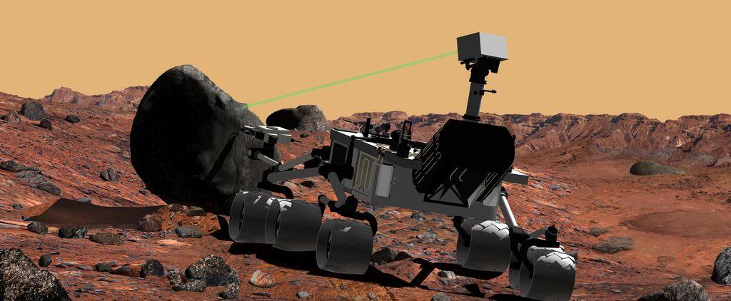 Image Sensors World: e2v Sensors Power NASA Curiosity