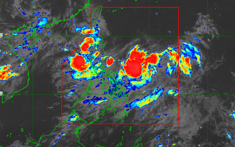 'Bagyong Ineng' PAGASA weather update August 22, 2019