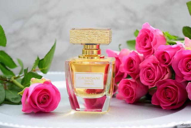 Luksusowe perfumy Giordani Gold Essenza