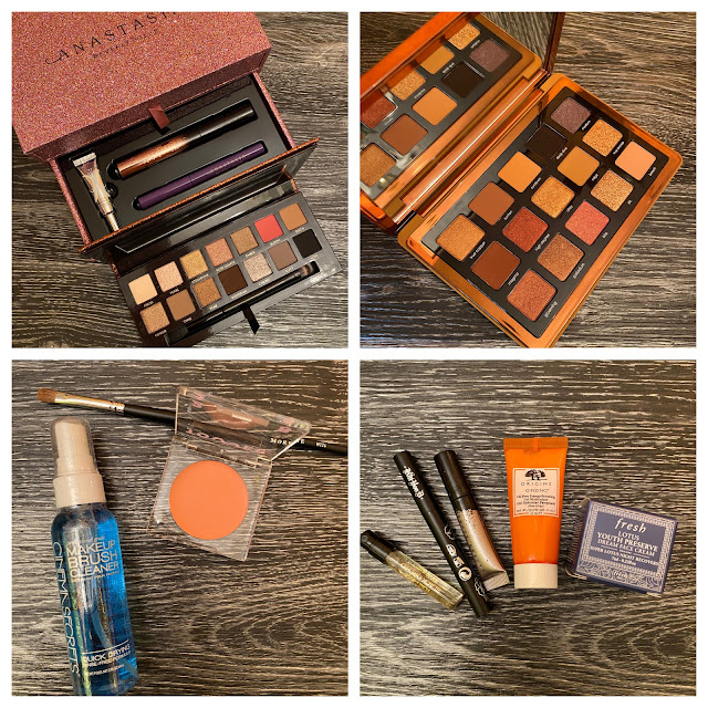 Sephora Haul (Anastasia Beverly Hills Sultry Eye Collection Sultry Vault, Natasha Denona Bronze Palette, Tower 28 Blush, Urban Decay Naked Honey Palette)