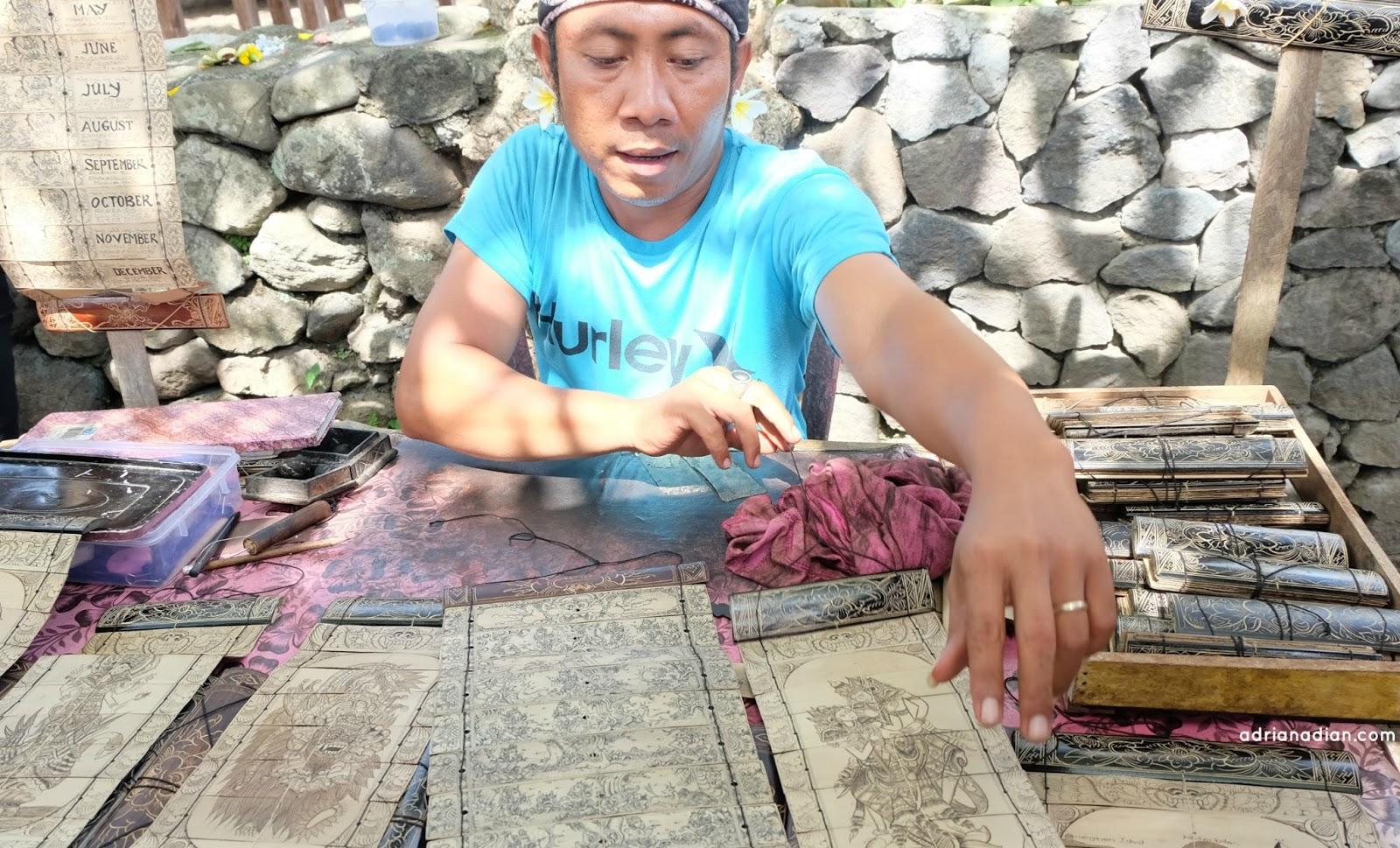 Tur Cokelat Bali Nikmatnya Cokelat Frisian Flag - Desa Adat Tenganan Bali