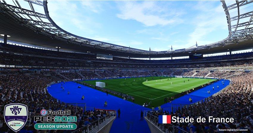 Stade de France For eFootball PES 2021