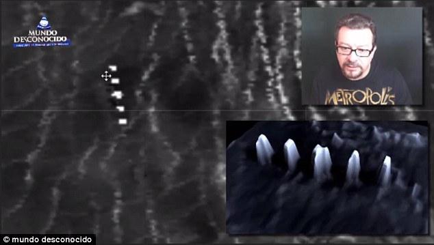 Nhà nghiên cứu phát hiện ra các cấu trúc nhân tạo khổng lồ trên bề mặt của sao Kim