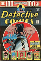 Detective Comics #438, 100 pages, Batman, A Monster Walks Wayne manor