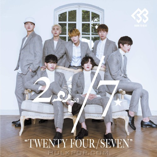 BTOB – 24/7 (TWENTY FOUR / SEVEN) (ITUNES PLUS AAC M4A)