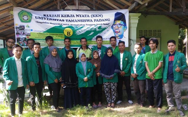 Mahasiswa KKN Unitas Diminta Amati Sanitasi Warga