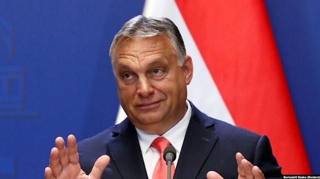 Orban incolpa il Primo Ministro olandese Mark Rutte per il fondo di recupero dell'UE