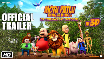 Download Motu Patlu – King Of Kings 2016 Hindi Full Movie HD Blu Ray