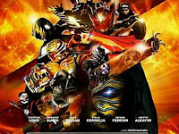 Download Film Satria Heroes: Revenge of Darkness (2017) HD Full Movie