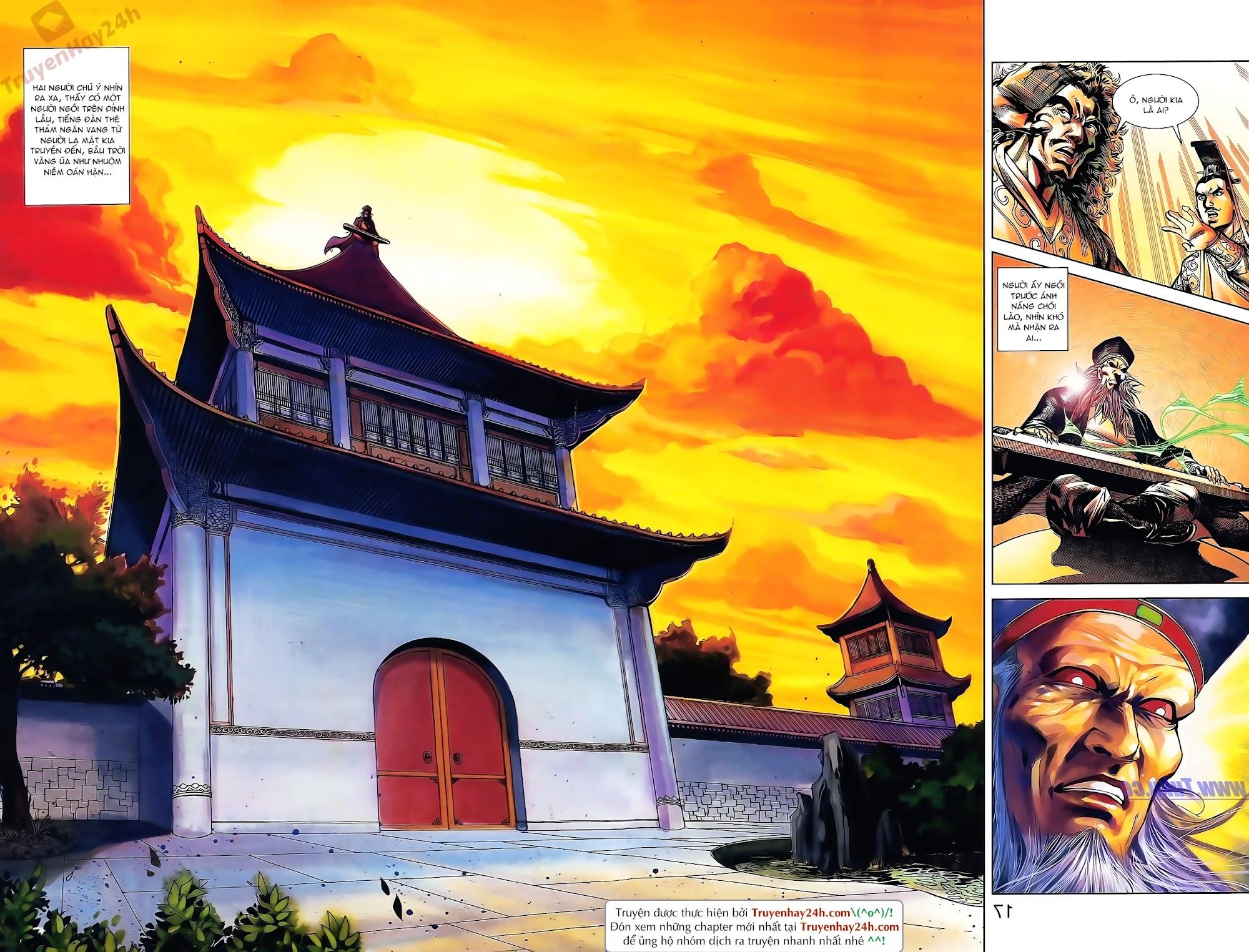 Tần Vương Doanh Chính chapter 42 trang 28