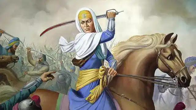 माई भागो जी की जीवनी   Mai Bhago History in Hindi