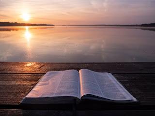 Bible - Photo by Aaron Burden on Unsplash.com