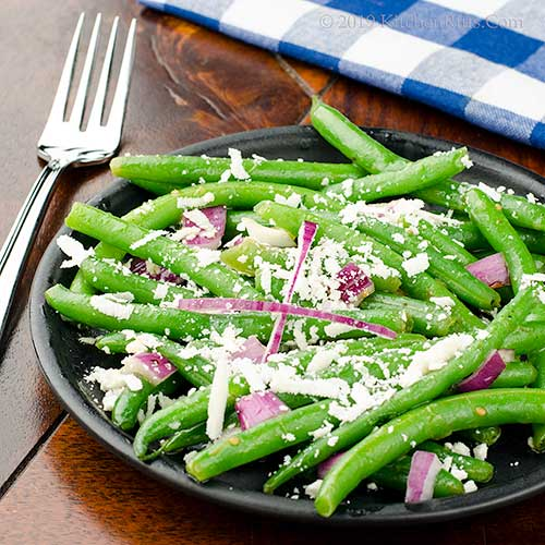 Mexican-Spiced Green Bean Salad