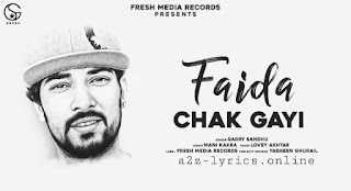 FAIDA CHAK GAYI LYRICS | MEANING | GARRY SANDHU