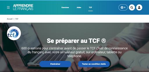Préparer le TCF avec tv5monde