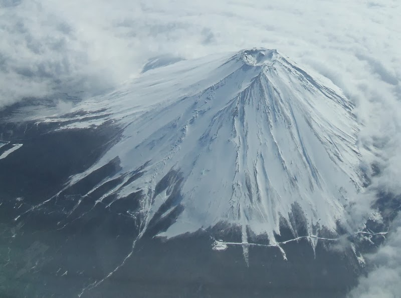 Mount Fuji, Tokyo, Japan - Top 10 Stunning Volcanoes Around the World