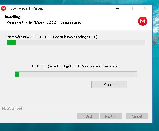 download megasync