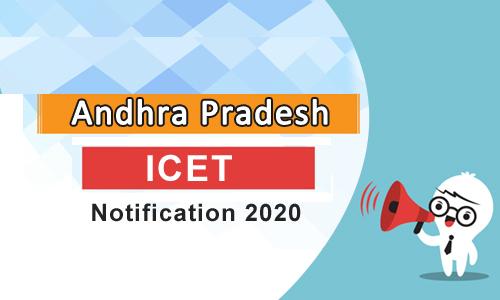 AP ICET Notification 2020