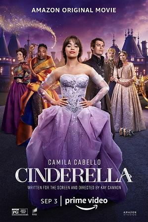 Cinderella (2021) 300MB Full English Movie Download 480p Web-DL