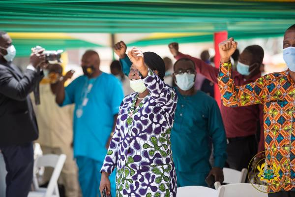 """""""Commit To Peacful Electoral Process, Forego Violence"""" – President Akufo-Addo To Political Parties, Citizens"""
