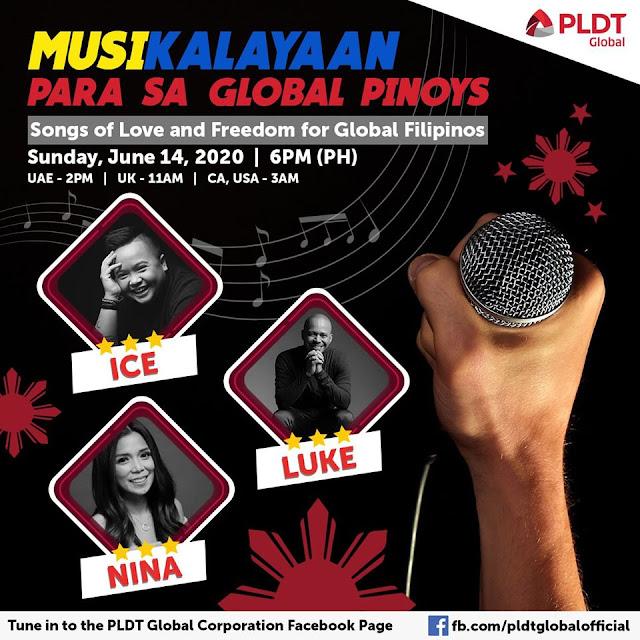 Musikalayaan para sa Global Pinoys