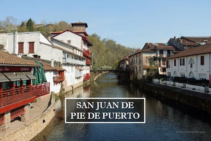 San Juan de Pie de Puerto una joya del País Vasco Francés