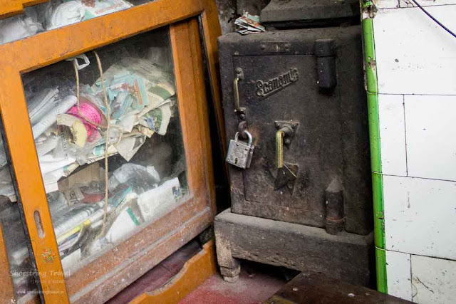 Old Locker at Adi Haridas Modak Mistanna Bhandar