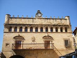ayuntamiento, La Fresneda, Matarraña
