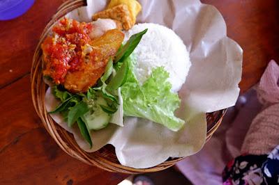 Ayam geprek murah petung sewu malang