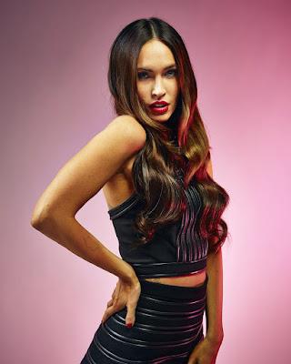 Megan Fox cewek mansi dan hot imut