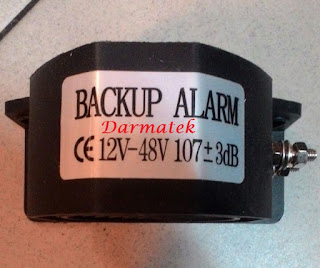 Jual Back Up Alarm 107dB 12 ~ 48VDC