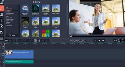 aplikasi perekam layar komputer-PC-Laptop Terbaik & Gratis 2020 -action recorder- movavi screen recorder