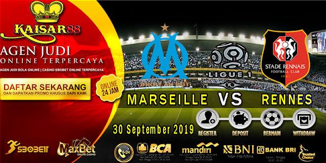 Prediksi Bola Terpercaya Liga Prancis 1 Marseille vs Rennes 30 September 2019