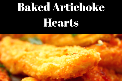 Baked Artichoke Hearts