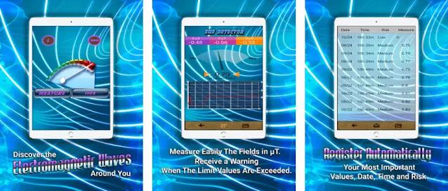 Aplikasi Pendeteksi Radiasi EMF Gratis Terbaik-2