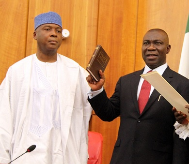 saraki forged senate rule
