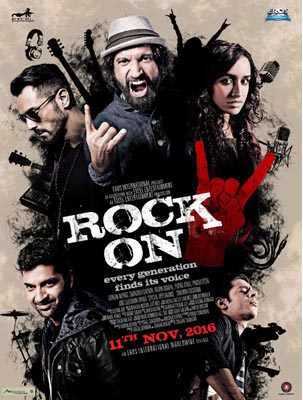 Rock On 2 2016 Full Movie Free Download HD 720p BluRay 1080p thumbnail