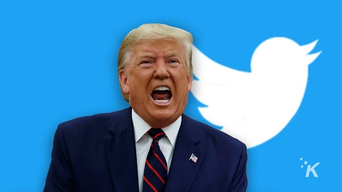 """Twitter puts warning on Trump's tweet for threatening protesters with """"serious force"""""""