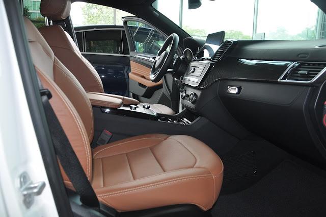 Mercedes AMG GLE 43 4MATIC Coupe luôn trang bị đầy đủ tính năng an toàn