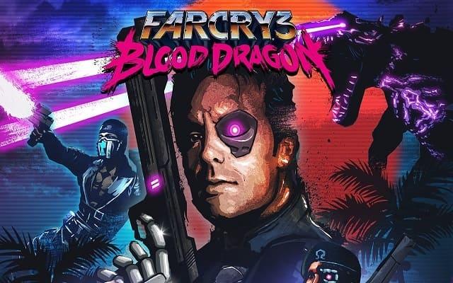 تحميل لعبة Far Cry 3 Blood Dragon مجانا للكمبيوتر