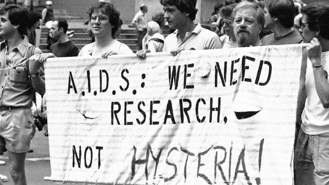 AIDS Bukanlah Penyakit Baru (di Era 80-an)