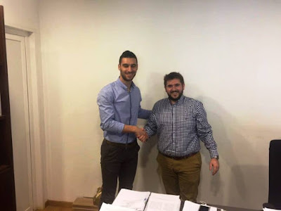 Την απόκτηση του ποδοσφαιριστή Uros Stojanov ανακοίνωσε ο Κισσαμικός